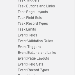 Adding the Custom fields in the Event and Task Objects