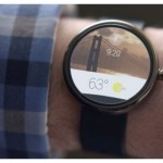 Fossil Teases Sleek Android Wear Watch