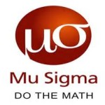 Mu-Sigma Placement paper For Graduates Part-1