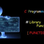C Language Library Functions Interview Questions and Answers For Freshers Part-1