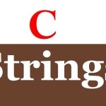 C Language String Interview Questions and Answers For Freshers Part-1