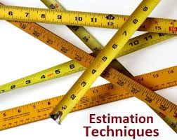 testing estimation