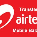 Transfer Balance from Airtel to Airtel Mobile Number