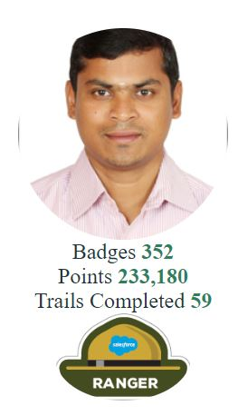 SakthivelMadesh Trailhead Profile