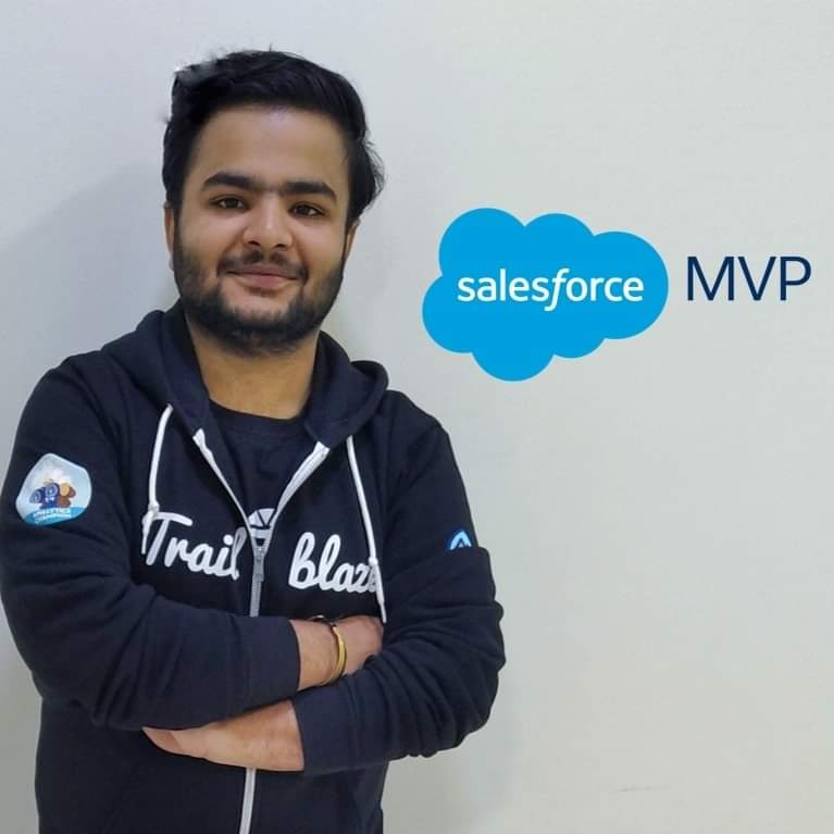 Aviral Agrawal - Salesforce MVP 2020